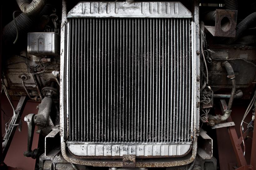 Glasgow Vintage Vehicle Premises