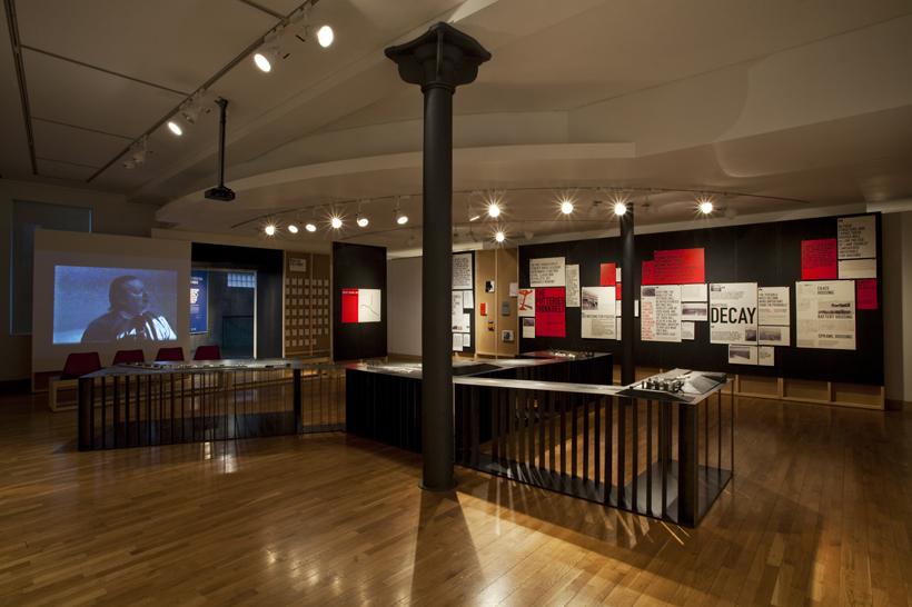 Cedric Price Exhibition, The Lighthouse, Glasgow