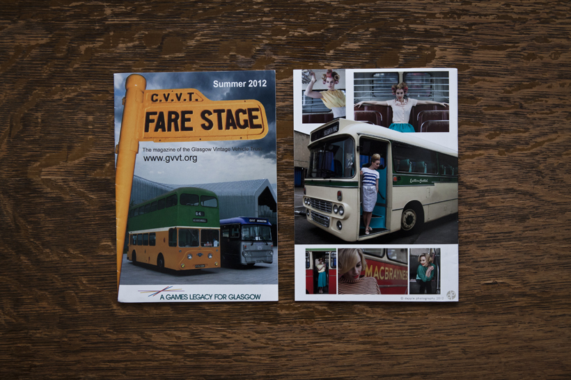 Glasgow Vintage Vehicle Trust Magazine