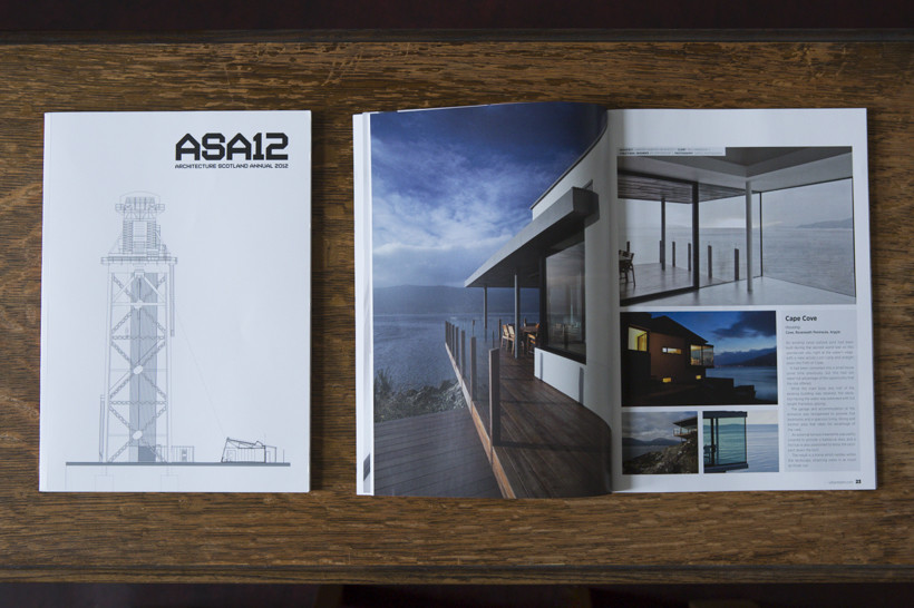 Architecture Scotland Annual