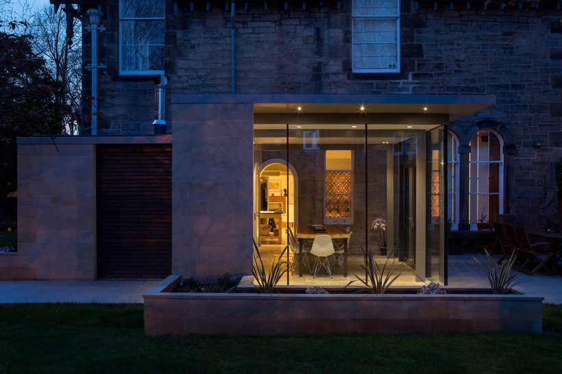 Garden Pavillion, Edinburgh