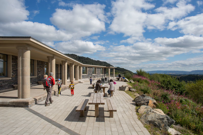Lodge Forest Visitor Centre, Aberfoyle